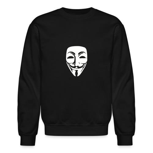 Anonymous Face - MEN - Crewneck Sweatshirt