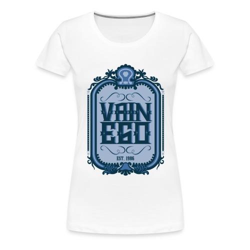 VainEgo Classic (Woman's T-Shirt) - Women's Premium T-Shirt
