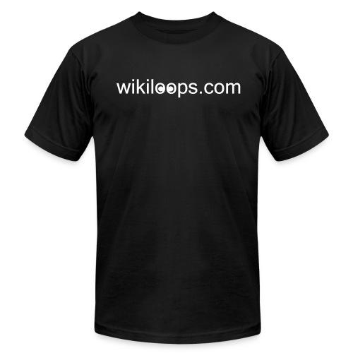 Loopshirt, classic - Men's Fine Jersey T-Shirt