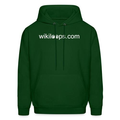 wikiloops Hoodie No.2 - Men's Hoodie