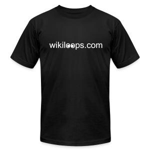 wikiloops classic shirt - Men's Fine Jersey T-Shirt
