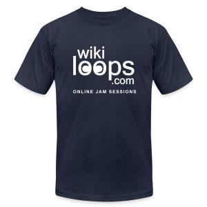 wiki shirt 2015 - Men's Fine Jersey T-Shirt