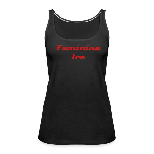 The Rhonda Tank - Women's Premium Tank Top