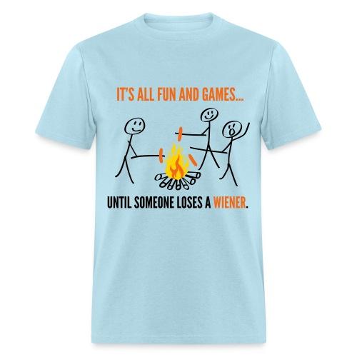 Wiener - Men's T-Shirt