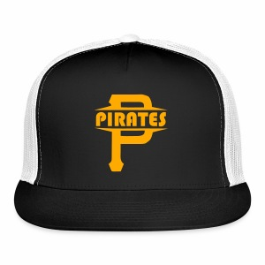 Pirates13 - Trucker Cap