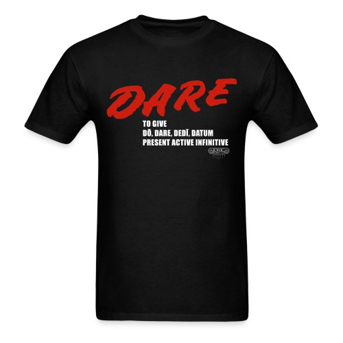 DARE Latin - Men's - Men's T-Shirt