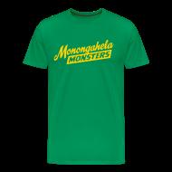 T-Shirts ~ Men's Premium T-Shirt ~ Monongahela Monster's T-Shirt