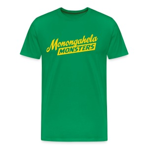 Monongahela Monster's T-Shirt - Men's Premium T-Shirt