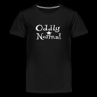 Kids' Shirts ~ Kids' Premium T-Shirt ~ Oddly Normal Logo Kid's Tee