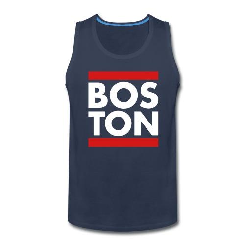 *FEATURED* Rodney's Original BOSTON Men's Tank Top from Survivor Worlds Apart - Men's Premium Tank