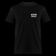 T-Shirts ~ Men's T-Shirt ~ Garage w/light art