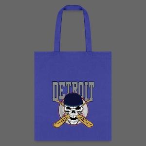 Baseball Skull - Tote Bag