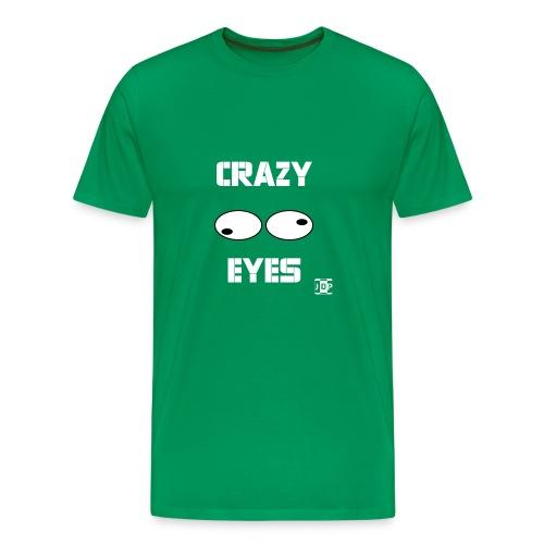 Crazy Eyes Shirt - Men's Premium T-Shirt