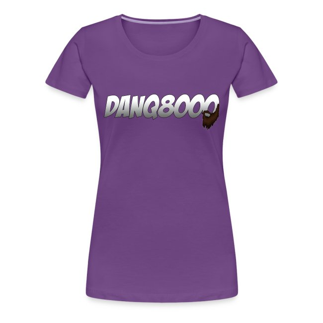 DanQ8000 Logo Shirt (May 2015) - Women's