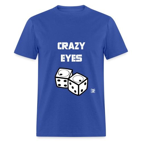 Crazy Eyes Dice Shirt - Men's T-Shirt