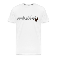 T-Shirts ~ Men's Premium T-Shirt ~ DanQ8000 Logo Shirt (May 2015) - Men's