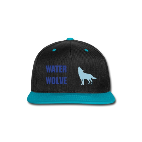 WaterWolve Baseball Hat - Snap-back Baseball Cap