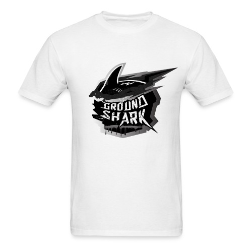 Ground Shark Jiu Jitsu Shirt - Men's T-Shirt
