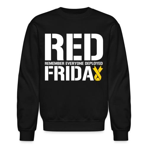Red Friday - Crewneck Sweatshirt