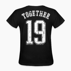 Together Since 1965 Women's T-Shirts