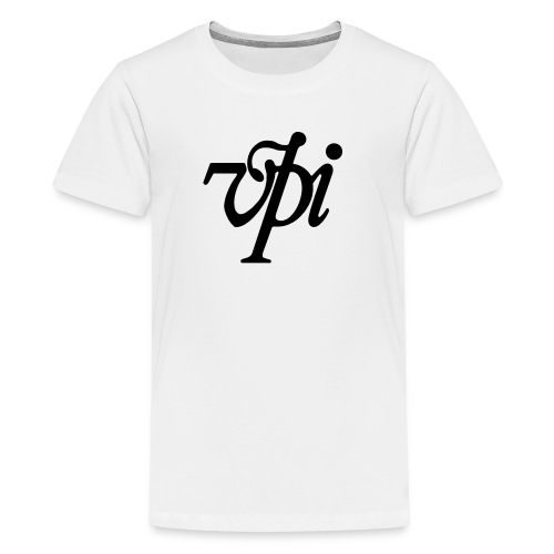 VPI Kids Black Logo - Kids' Premium T-Shirt