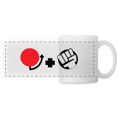 Hadoken Mug - Panoramic Mug