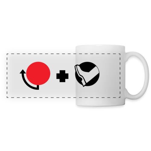 Tatsumaki Senpukyaku Mug - Panoramic Mug
