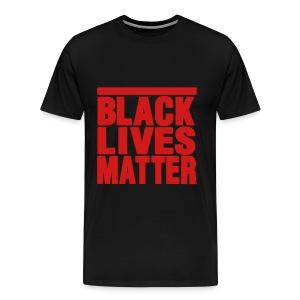 Black Lives Matter Tee - Men's Premium T-Shirt