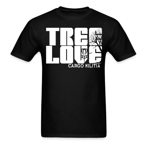 Cargo Militia TREE LOVE - Men's T-Shirt