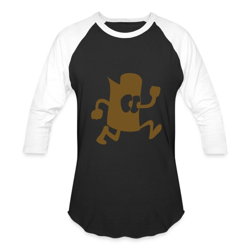 Nefew Gold Glitz Baseball Tshirt - Baseball T-Shirt