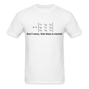 Normal Stress - Men's T-Shirt