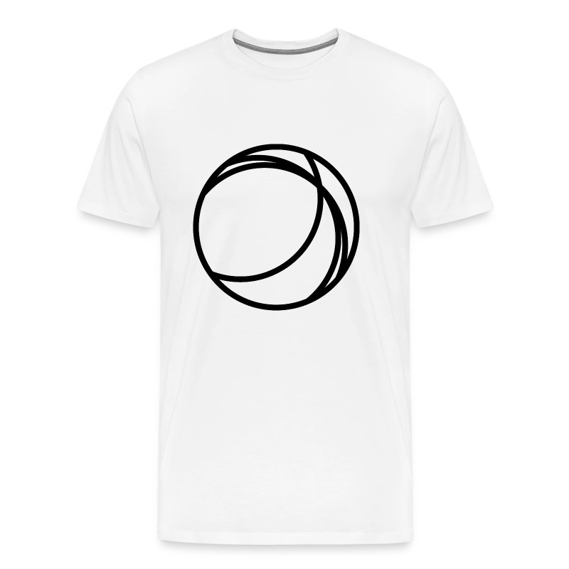 White Umbra Shirt - Men's Premium T-Shirt