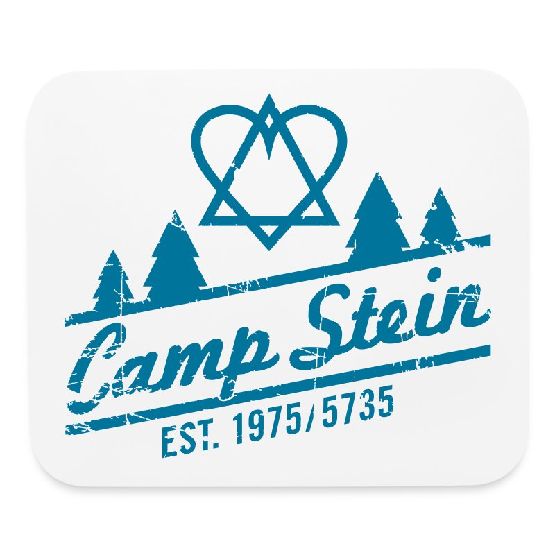 CampStein_logo_rough_1 - Mouse pad Horizontal