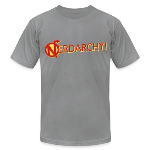 Masterwork Nerdarchy Tee - Men's Fine Jersey T-Shirt