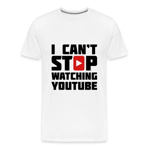 youtube - Men's Premium T-Shirt