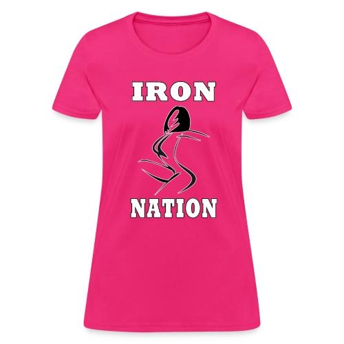Iron Nation 1 TS - Women's T-Shirt