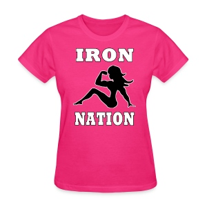 Iron Nation 2 TS - Women's T-Shirt