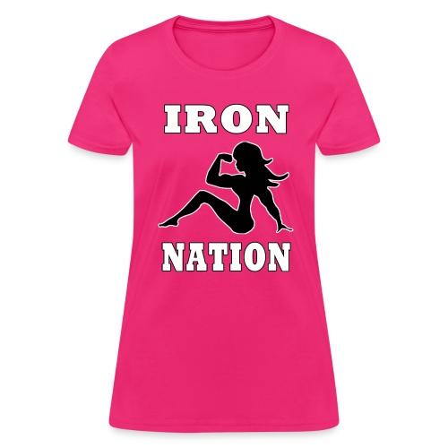 Iron Nation 2 TS - Women's T-Shirt