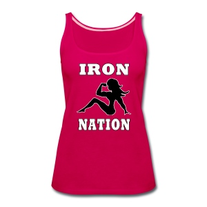 Lady Iron TT - Women's Premium Tank Top