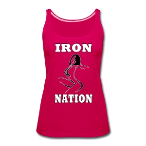 Lady Iron TT 2 - Women's Premium Tank Top