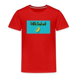 Toddler Banana Logo - Toddler Premium T-Shirt