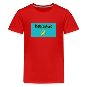 Kid's  Banana Logo - Kids' Premium T-Shirt