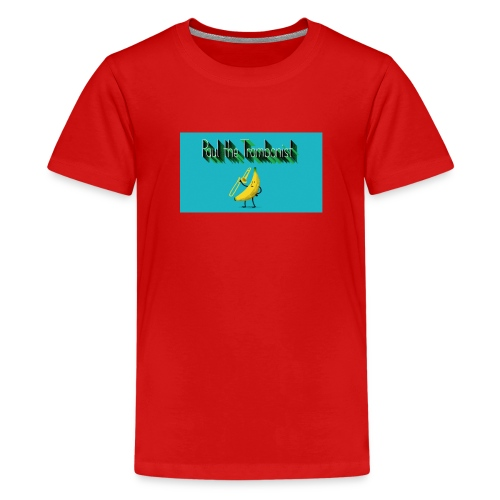 Kid's  Banana Logo - Kids' Premium T-Shirt