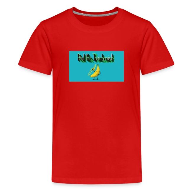 Kid's  Banana Logo