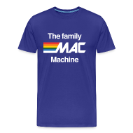 T-Shirts ~ Men's Premium T-Shirt ~ The Family MAC Machine