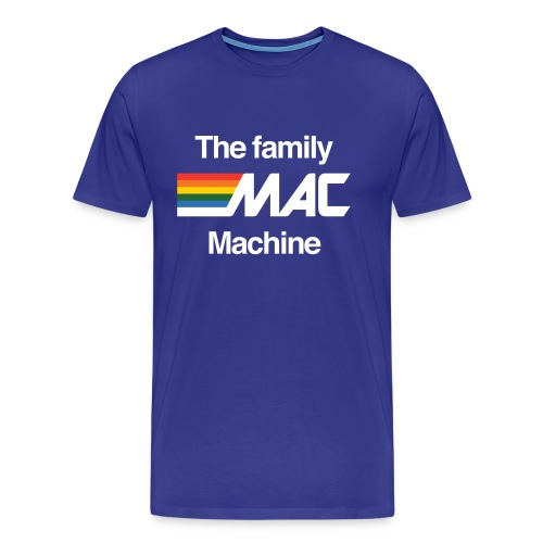 The Family MAC Machine - Men's Premium T-Shirt