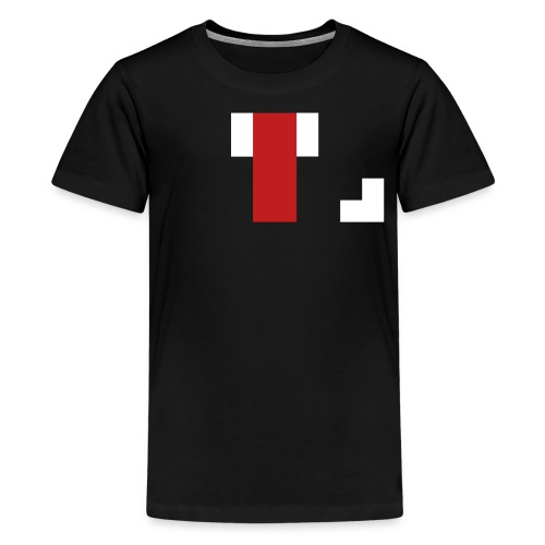 Suit T-Shirt (Kids) - Kids' Premium T-Shirt
