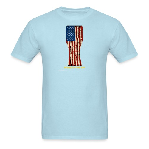 Brewed In The USA Men's T-Shirt - Men's T-Shirt