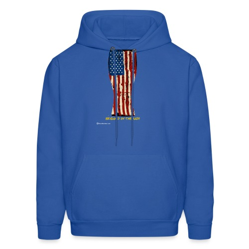 Brewed In The USA Men's Hooded Sweatshirt - Men's Hoodie