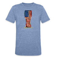 T-Shirts ~ Unisex Tri-Blend T-Shirt ~ Brewed In The USA Unisex Tri-Blend T-Shirt